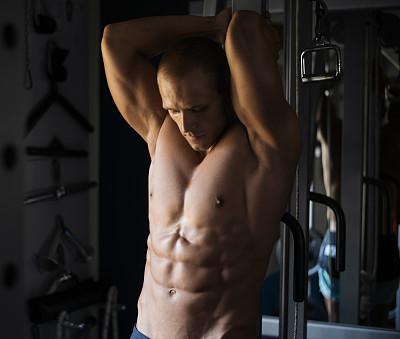 躯干,男性,晒黑,胸部,男子气概,水平画幅,美人,腹腔,胸肌,特写