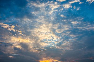 云,黎明,灵性,水平画幅,无人,曙暮光,户外,云景,非凡的,阳光光束