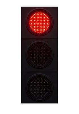 背景分离,照明设备,交通,交通信号灯操纵台,红灯,红绿灯,垂直画幅,无人,白色背景,黑色