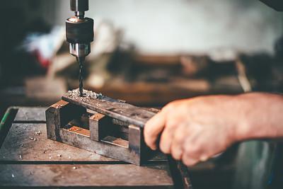 钻孔机,金属,工匠,吉姆雷特酒,手动钻机,钨,钻头,食品加工厂,洞,水平画幅