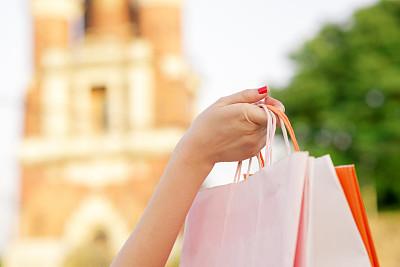 购物袋,永远,礼品袋,纸袋,休闲活动,顾客,电子商务,仅成年人,现代,青年人