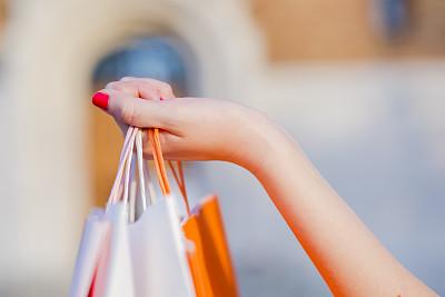 购物袋,储蓄,看,问号,礼品袋,纸袋,休闲活动,顾客,电子商务,仅成年人