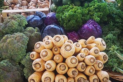 蔬菜,背景,荷兰防风草,自然,水平画幅,绿色,素食,无人,有机食品,生食