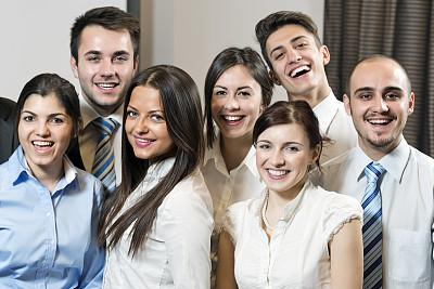 注视镜头,商务人士,套装,中等数量人群,办公室,水平画幅,会议,商务会议,白人,男商人
