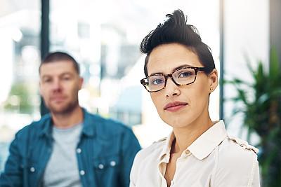 商务,人的脸部,信心,办公室,留白,水平画幅,注视镜头,工作场所,会议,人群