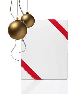 圣诞装饰,包装纸,垂直画幅,礼物,圣诞装饰物,无人,摄影,装饰
