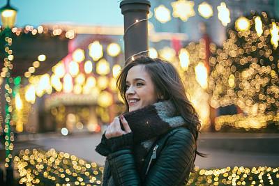 乐趣,城镇,皮茄克,健康,仅成年人,都市风景,长发,青年人,休闲正装