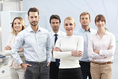 商务,团队,办公室,五个人,领导能力,仓库,水平画幅,注视镜头,货运,人群