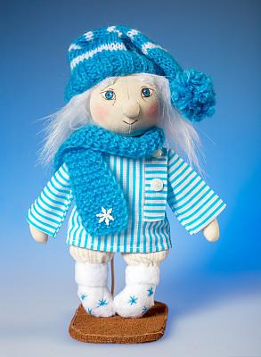 纺织品,时尚,斯堪的纳维亚人,木偶,垂直画幅,艺术,无人,古老的