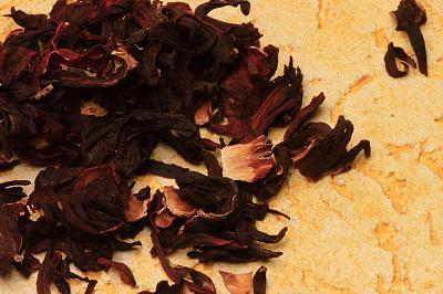 木槿属,茶,茶包,茶叶,饮食,水平画幅,无人,健康保健,干的,饮料