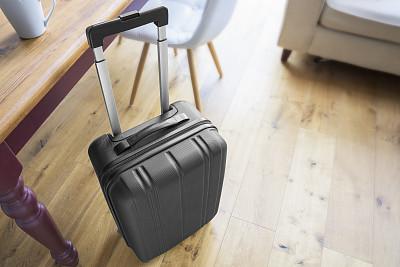 手提箱,椅子,现代,桌子,黑色,随身行李,关闭的,等候室,拉链,行李