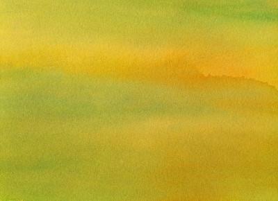绿色,橙色,背景,手工着色,水平画幅,无人,绘画插图,墨水,摇滚乐