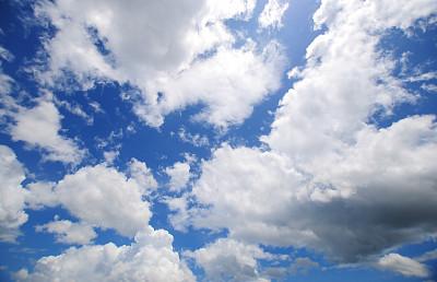 云,背景,白色,自然,天空,水平画幅,无人,蓝色,抽象,户外