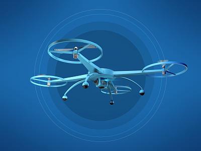 无人机,拍摄场景,未来,加拿大,水平画幅,技术,绘画插图,相机,飞行器,飞