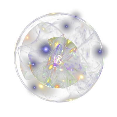 科学,质子,纳米技术,物理学,球,未来,水平画幅,能源,无人,绘画插图