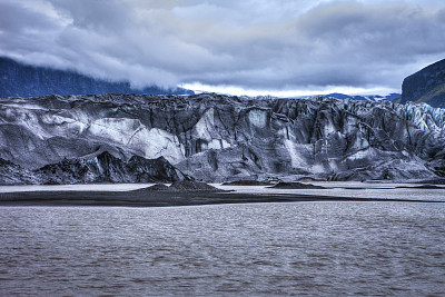 Skaftafellsj?kull glacier
