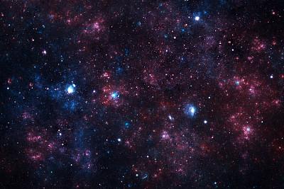 星系,背景,星座,浓烟,星云,平流层,混沌,天空,夜晚