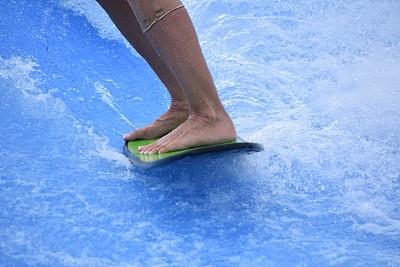 游泳池,知识,泳池边,公园,度假胜地,气候,水平画幅,湿,户外,干净