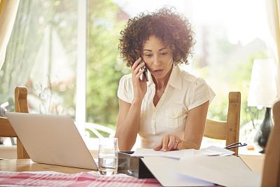 贷款,帐单,客户服务代表,网上银行,小企业,仅中老年女人,远程工作,债务,电子商务