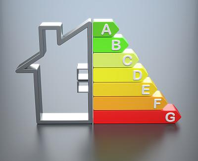 图表,效率,能源,活力,节能,水平画幅,无人,比例,房屋,俄罗斯