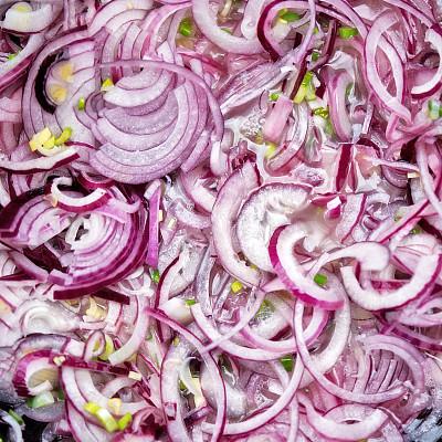 炒菜锅,蔬菜,特写,鸭子肉,煎锅,中国食品,无人,东方食品,彩色背景,彩色图片