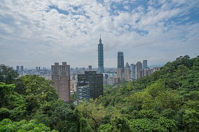 天空,旅游目的地,水平画幅,高视角,建筑,无人,建筑外部,户外,都市风景,彩色图片