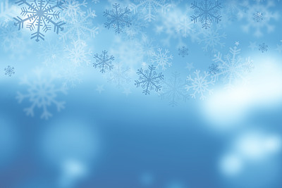 雪花,背景,圣诞卡,留白,寒冷,美国,水平画幅,雪,无人