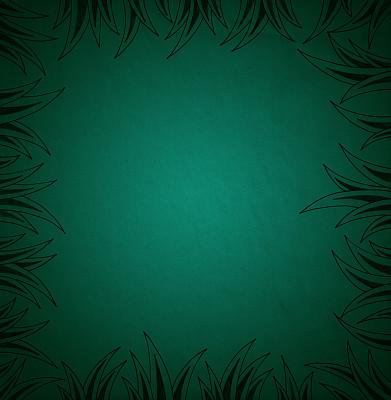 草原,垂直画幅,式样,植物属性,边框,艺术,铅笔画,绿色,夜晚,绘画插图