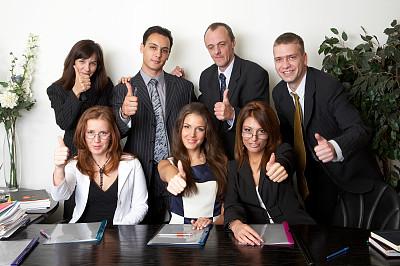 人群,商务,办公室,30到39岁,水平画幅,电话会议,会议,套装,商务会议,男商人