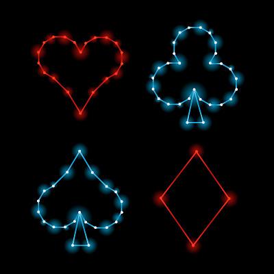 贺卡,套装,计算机游戏,无人,绘画插图,钻石形,钻石,计算机制图,计算机图形学,方形画幅