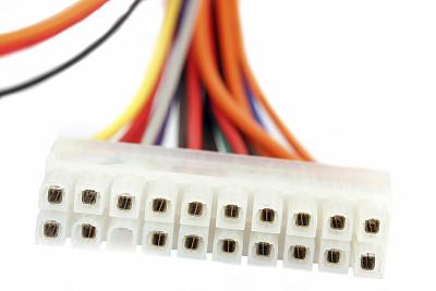 金属丝,电话线,电缆,办公室,水平画幅,电话机,无人,有线的,块状,背景分离