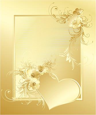 情人节卡,华丽的,周年纪念,请柬,圣诞装饰物,边框,浪漫,仅一朵花,二月,装饰物