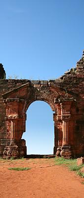 天堂,门,南美,建筑物门,天空,褐色,古董,地名,墙