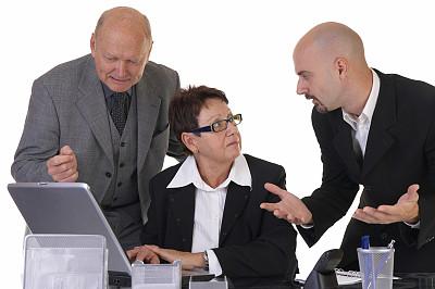 问题,会议中心,办公室,笔记本电脑,不确定,水平画幅,电话会议,会议,商务会议,男商人