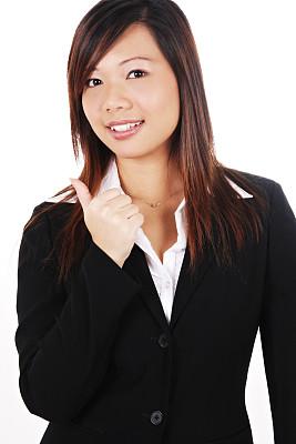 表现积极,职业,垂直画幅,办公室,留白,外立面,顾客,美人,图像,非凡的