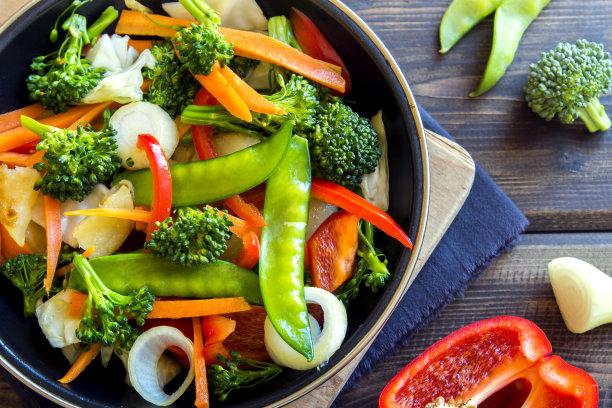蔬菜留白图片