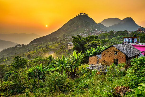 喜马拉雅山脉