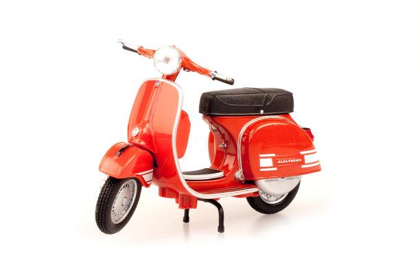 小型摩托车