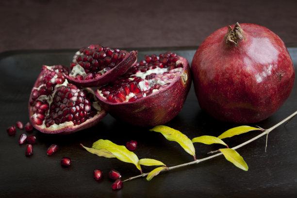 冬天,红色,健康食物