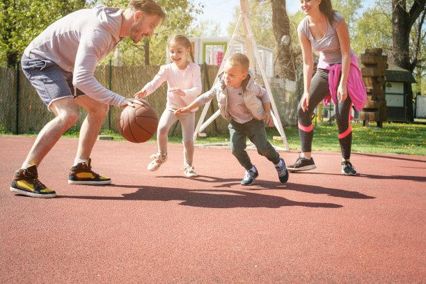 篮球勾当优游游戏官网庭图片