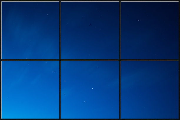 天空,夜晚,窗户,灵性,星系,星星,天体物理学,星云,曙暮光,风景