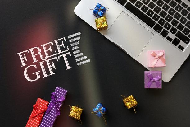礼物,自由,礼品包,粉笔,留白,边框,水平画幅,圣诞节,无人,情人节