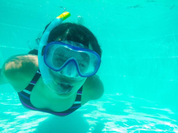 自由潜水,运动训练营,呼吸气