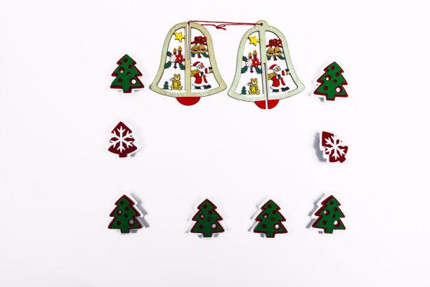 贺卡,留白,雪,模板,白色,十二月,新年,新年前夕,冬天