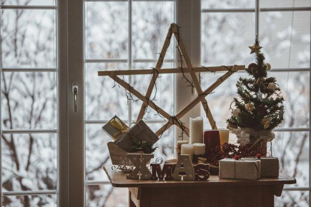 角落,雪,新年,家庭生活,健康,乡村风格,气候与心情,想法,十二月