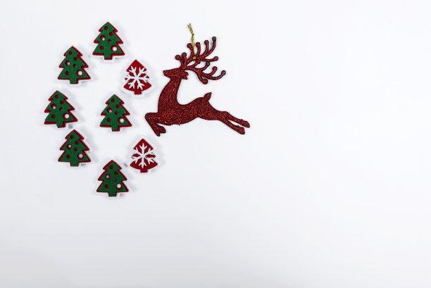 新年前夕,背景,贺卡,留白,雪,模板,白色,十二月,新年