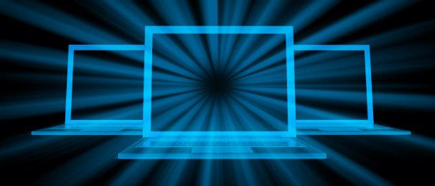计算机,笔记本电脑,水平画幅,电子邮件,易接近性,无人,铝,计算机制图,计算机图形学,数字化显示