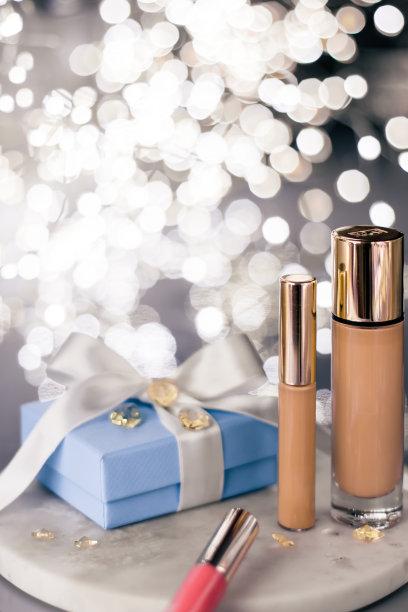 彩妆,化妆用品,华贵,垂直画幅,美,无人,spa美容,特写,开着的,润肤露