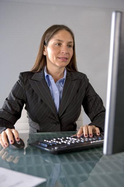 青年人,女商人,垂直画幅,办公室,美,电子邮件,会议,美人,套装,图像