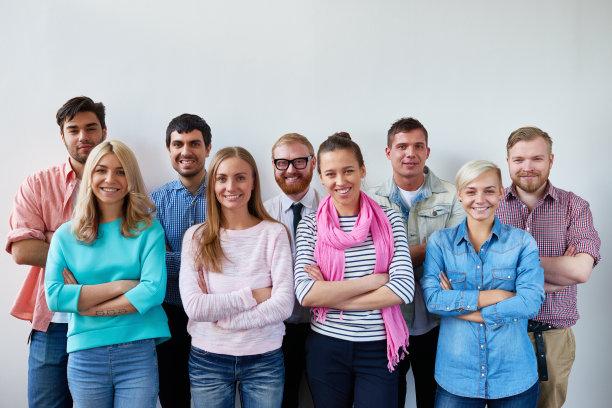 快乐,职业,办公室,水平画幅,注视镜头,工作场所,人群,男商人,仅成年人,俄罗斯